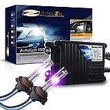 95 cadillac deville parts - Autolizer 35W Xenon HID Lights - 9005 9055 H12 (12000K Violet Purple)