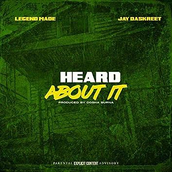 Heard About It (feat. Jay Daskreet)