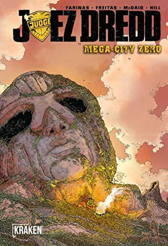 JUEZ DREDD: mega-city zero (Spanish…