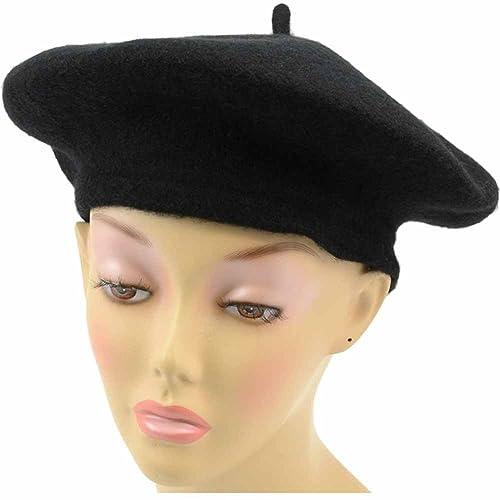 57e9a76a4d210 Jacobson Hat Company Women s Adult Wool Beret
