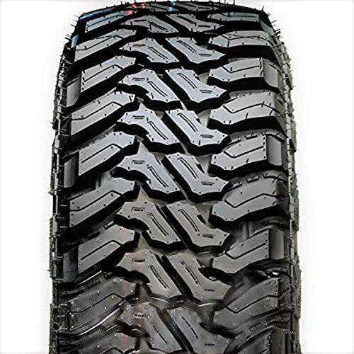 Accelera M/T-01 Mud Off-Road Light Truck Radial Tire-35X12.50R18 123Q Load Range E LRE 10-Ply