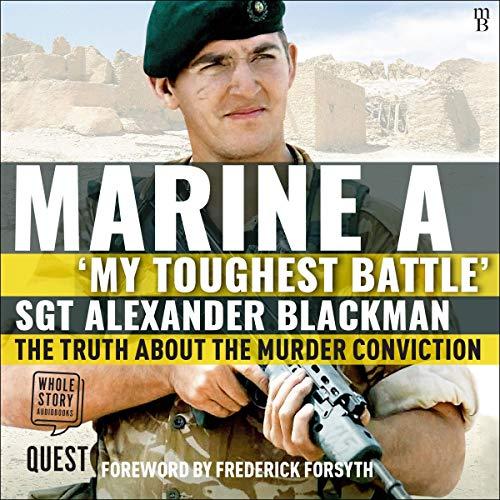 Marine A cover art