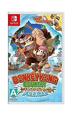 Donkey Kong Country: Tropical Freeze - Nintendo Switch by Nintendo