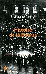 Histoire de la Bourse de Paul Lagneau-Ymonet