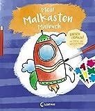 Mein Malkasten-Malbuch (Rakete)