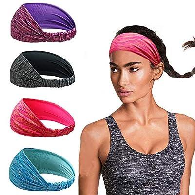Linlook Damen Sport Stirnband