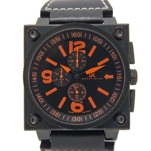 UK German Design by Uhr-Kraft Herrenuhr Chronograph Helicop I 23403/5