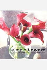 Simple Flowers Paperback