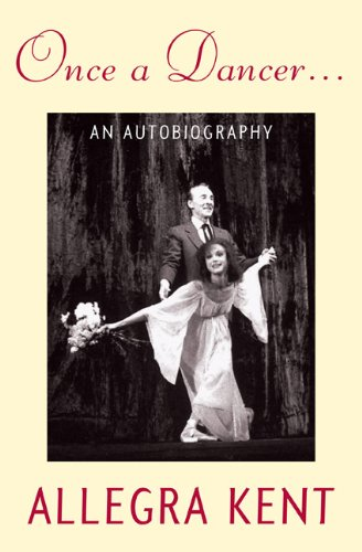 Once A Dancer . . .: An Autobiography
