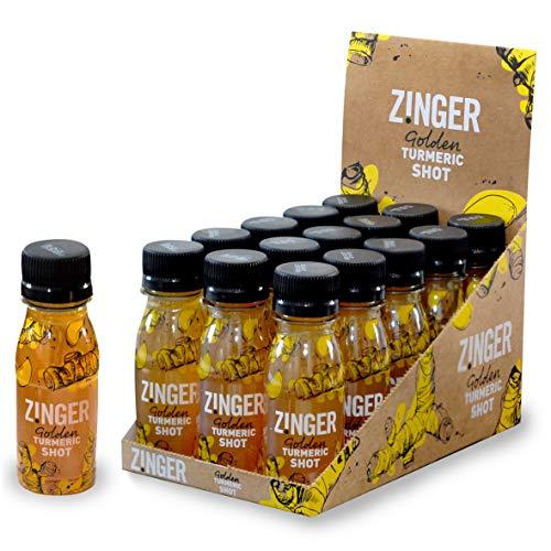 Zinger - Golden Turmeric shot (P...