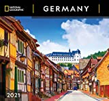 National Geographic Germany 2021 Wall Calendar