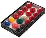 Manuel Gil Juego Bolas Billar Snooker BD 52. 4mm