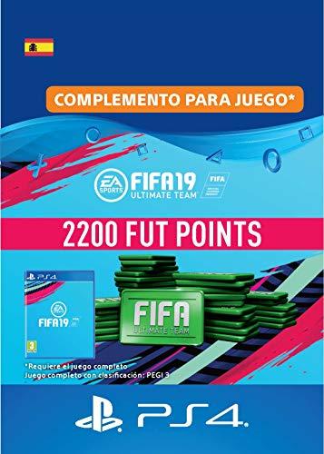 FIFA 19 Ultimate Team - 2200 FIFA Points | Código
