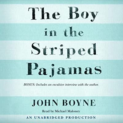 The Boy in the Striped Pajamas from Listening Library