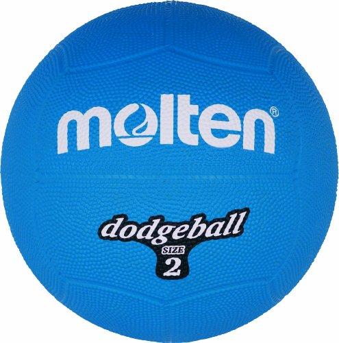 Molten Dodgeball DB2-B, BLAU