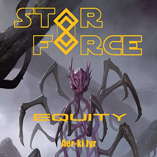 Star Force: Equity audiobook cover art