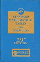CRC Standard Mathematical Tables and Formulae, 29th Edition (Discrete Mathematics and Its Applications)