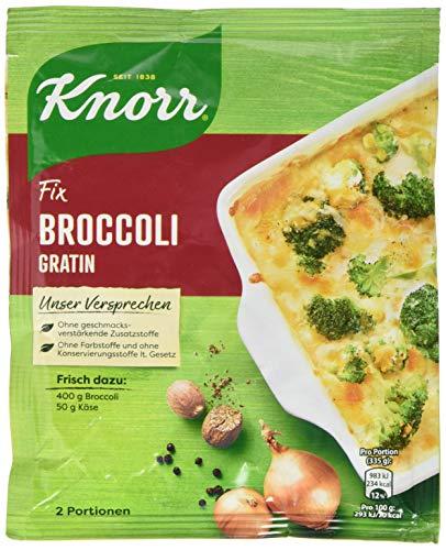 Knorr Fix Broccoli Gratin Beutel, 49g