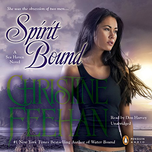 Spirit Bound Audiobook By Christine Feehan cover art