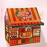 FEE-ZC - Caseta de Frutas Creativa para niñas y niños, casa de Juegos para...