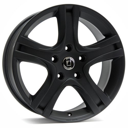 Diewe Rädern–Diewe Aluminium Rollstuhl, Breite: 8, Durchmesser: 18PCD: 120, Farbe: Nero