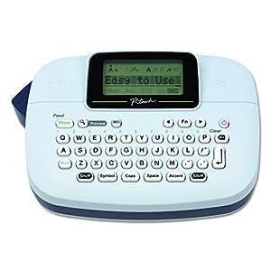 Brother-P-Touch-Handy-Label-Maker-Color-Blanco-Marcador-de-Etiquetas