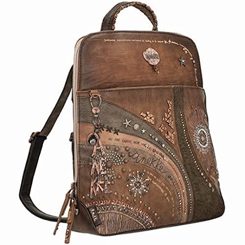 Anekke | Original mochila de paseo nature | Accesorios y Complementos para Mujer