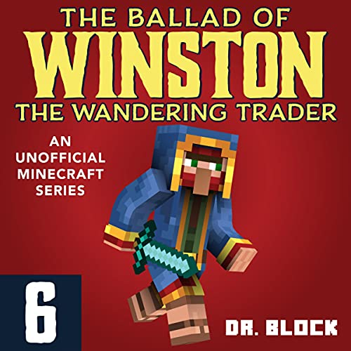 The Ballad of Winston the Wandering Trader, Book 6 cover art