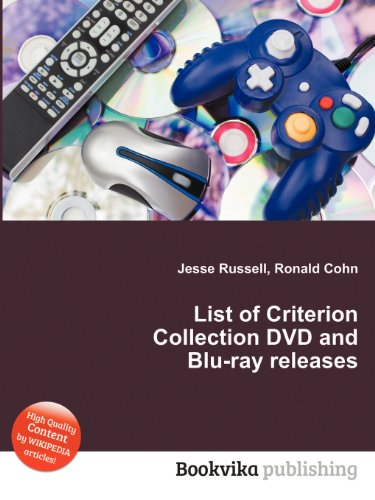 List of Criterion Collection DVD and Blu-Ray Releases