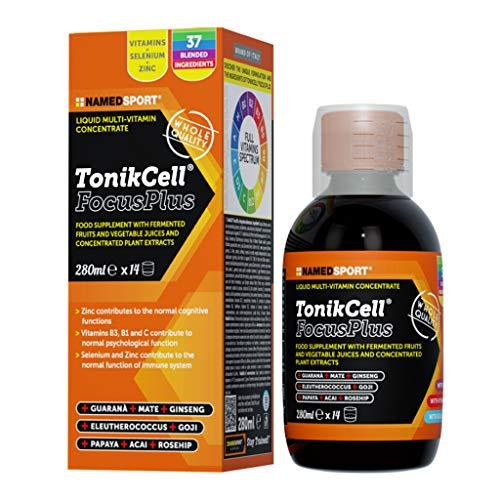 Named Sport Tonikcell Focusplus, 280 ml
