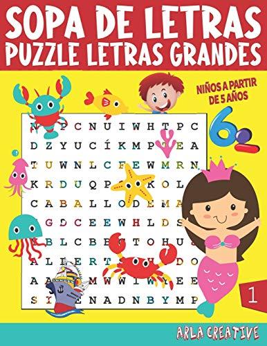 Puzzle Letras  marca