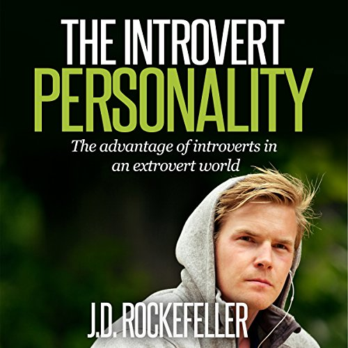 The Introvert Personality  By  cover art