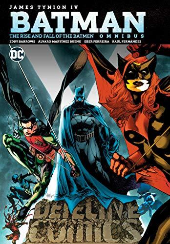 Batman: The Rise and Fall of the Batmen Omnibus