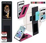 Hülle für Coolpad Torino S2 Tasche Cover Hülle Bumper   Pink   Testsieger