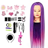 Neverland Beauty Mannequin Head with 26