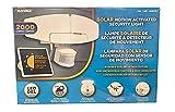Costco Sunforce Solar Motion Activated Light 2000 Lumens