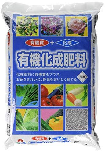 朝日工業 有機化成肥料666 5kg