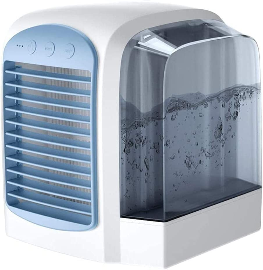 Portable Air Conditioner Mini 1 year warranty Max 80% OFF Rechargeable USB