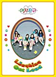 G-Friend GFRIEND LOL [Laughing Out Loud ver.] (Vol.1) - CD + fotobook+Letter+Paper Doll+3Postcard+Sticker Pack+2Photocards + Double side Extra Photocards Set