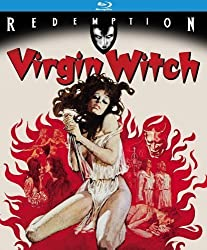 Virgin Witch Blu Ray