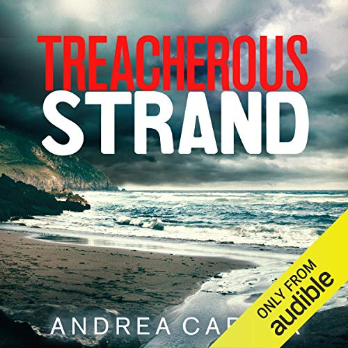 Treacherous Strand audiobook cover art