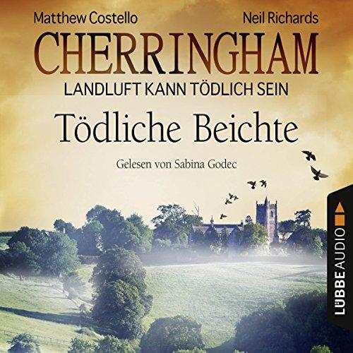 Tödliche Beichte (Cherringham - Landluft kann tödlich sein 10) cover art