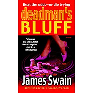 Deadman's Bluff audiobook cover art