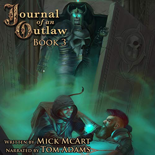 Journal of an Outlaw Book 3 cover art