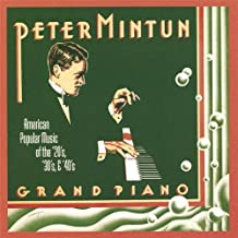 Grand Piano: American Popular Music of the '20's, '30's & '40's