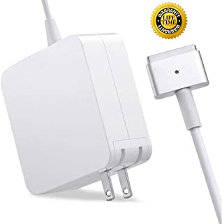 Mac Book Pro Charger - 85W 2 T-Tip Adapter Charger for Mac Book Pro 13 15 and 17 Inch with Retina Display - (Late 2012 to 2015)