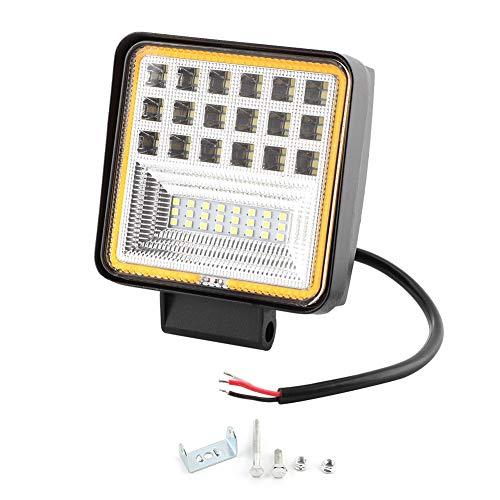 KIMISS Universal 1pcs 48W 9-30V DC 6000K IP68 LED Bombilla de luz...