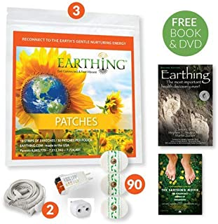 Earthing® Patch Kit (90) Count