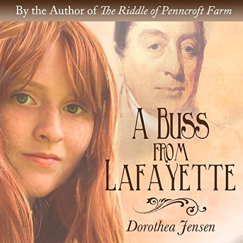 A Buss from Lafayette audiobook cover art