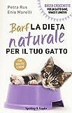 barf. la dieta naturale per il tuo gatto